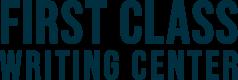 First Class Writing Center logo